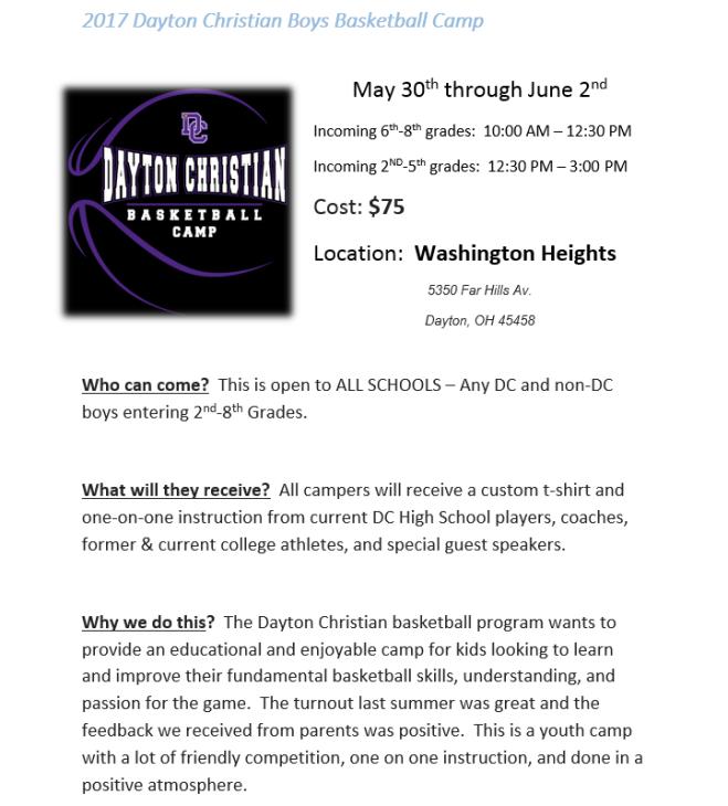 Boys Basketball Camp_Page 1